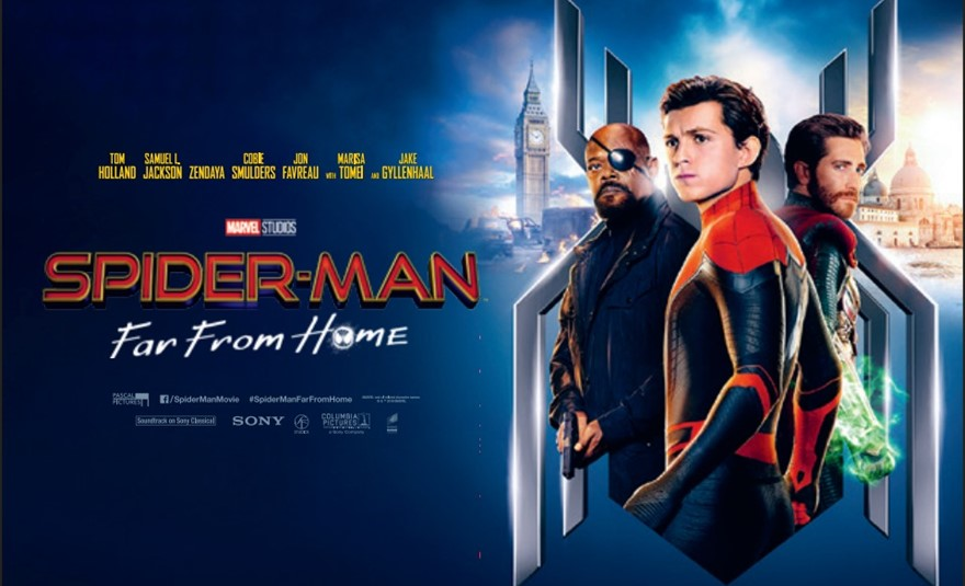 Spider-Man: Far From Home (2D, Atmos)