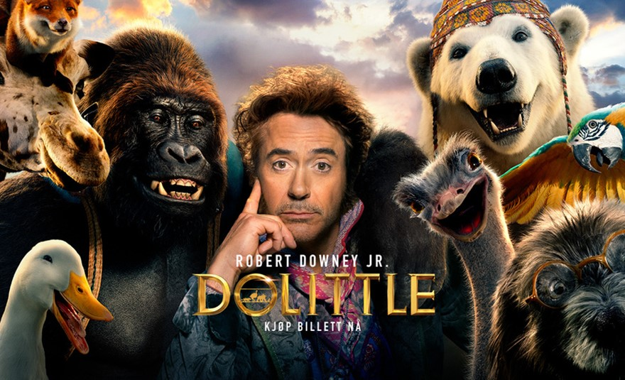 Dolittle (Norsk tale)